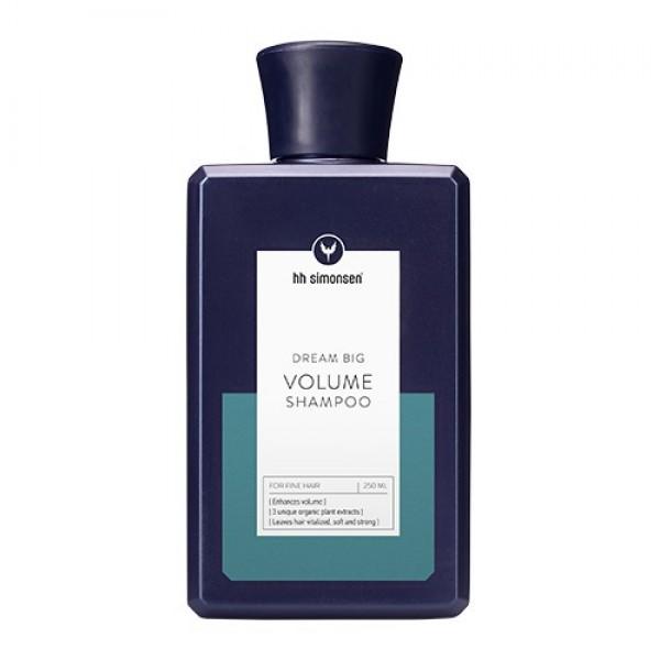 HH SIMONSEN VOLUME apimties suteikiantis šampūnas, 250ml.