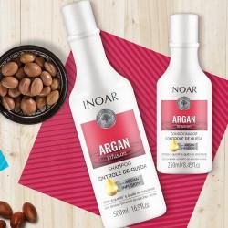 ARGAN INFUSION -  visiems plaukų tipams