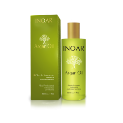 INOAR Argan Oil - daugiafunkcinis argano aliejus, 60 ml