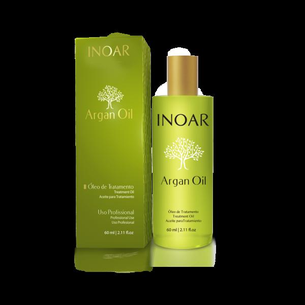 INOAR Argan Oil - daugiafunkcinis argano aliejus, 60 ml