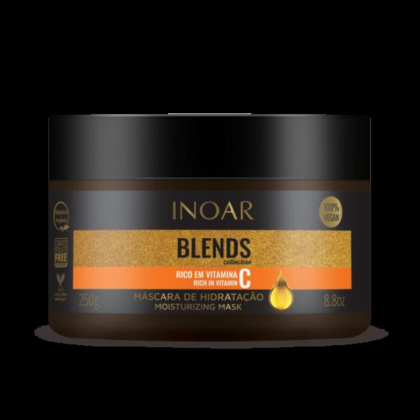 INOAR Blends Mask - kaukė su vitaminu C