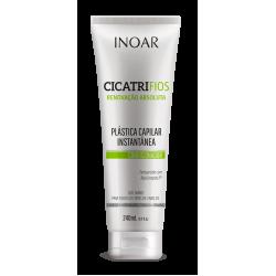 INOAR CicatriFios Conditioner - plauko struktūrą atkuriantis kondicionierius 240 ml
