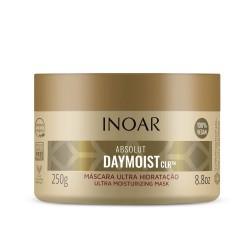 Inoar Daymoist Mask - Intensyviai drėkinanti ir atstatanti plaukų kaukė 250ml