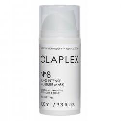 OLAPLEX No.8 – intensyviai drėkinanti, stiprinanti, atkuriamoji plaukų kaukė