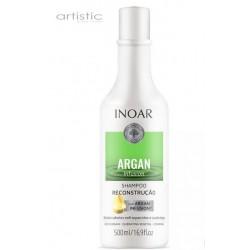 INOAR Argan Infusion Reconstruction Shampoo - rekonstruojantis šampūnas 250ml