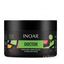 INOAR Doctor Hydrating Mask - Drėkinanti kaukė 250g