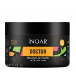 INOAR Doctor Mask Nutrition - Intensyviai maitinanti  kaukė, 250g.
