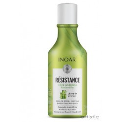 INOAR Resistance Fibra de Bambu Leave-in Antifrizz - nenuplaunamas kondicionierius 250ml