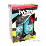 INOAR Doctor Duo Kit - Daugiafunkcė atstatymo sistema kasdienei priežiūrai 2x250ml