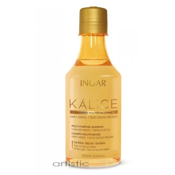 INOAR KALICE Multi - purpose shampoo - daugiafunkcis plaukų šampūnas 250ml