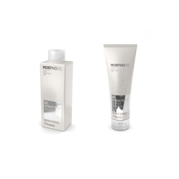 Morphosis Re-structure rinkinys 2x250ml